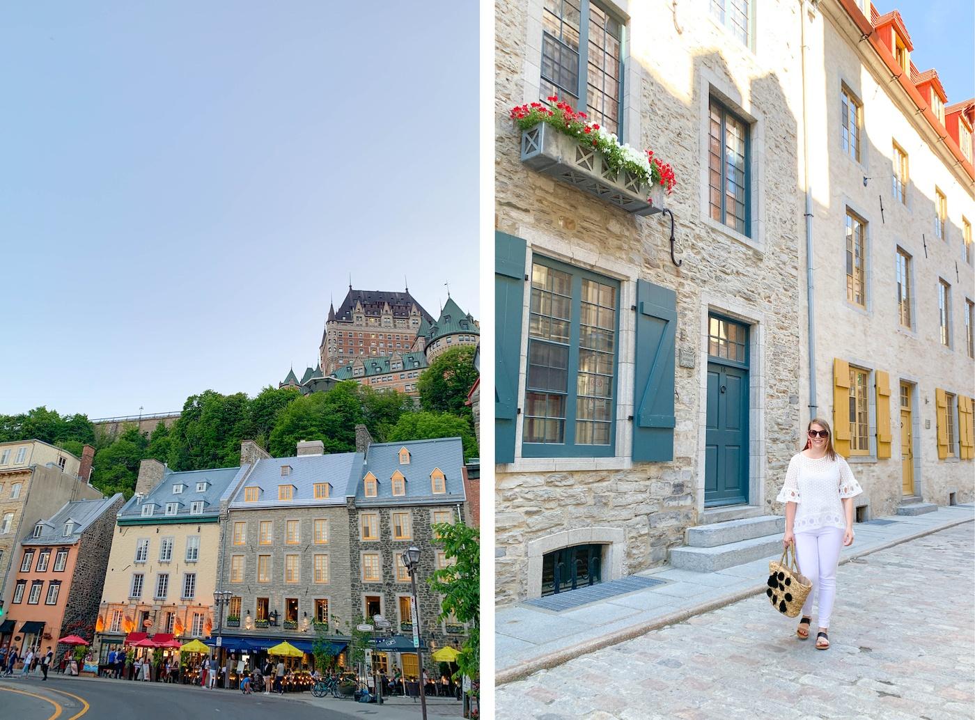 quebec city canada guide