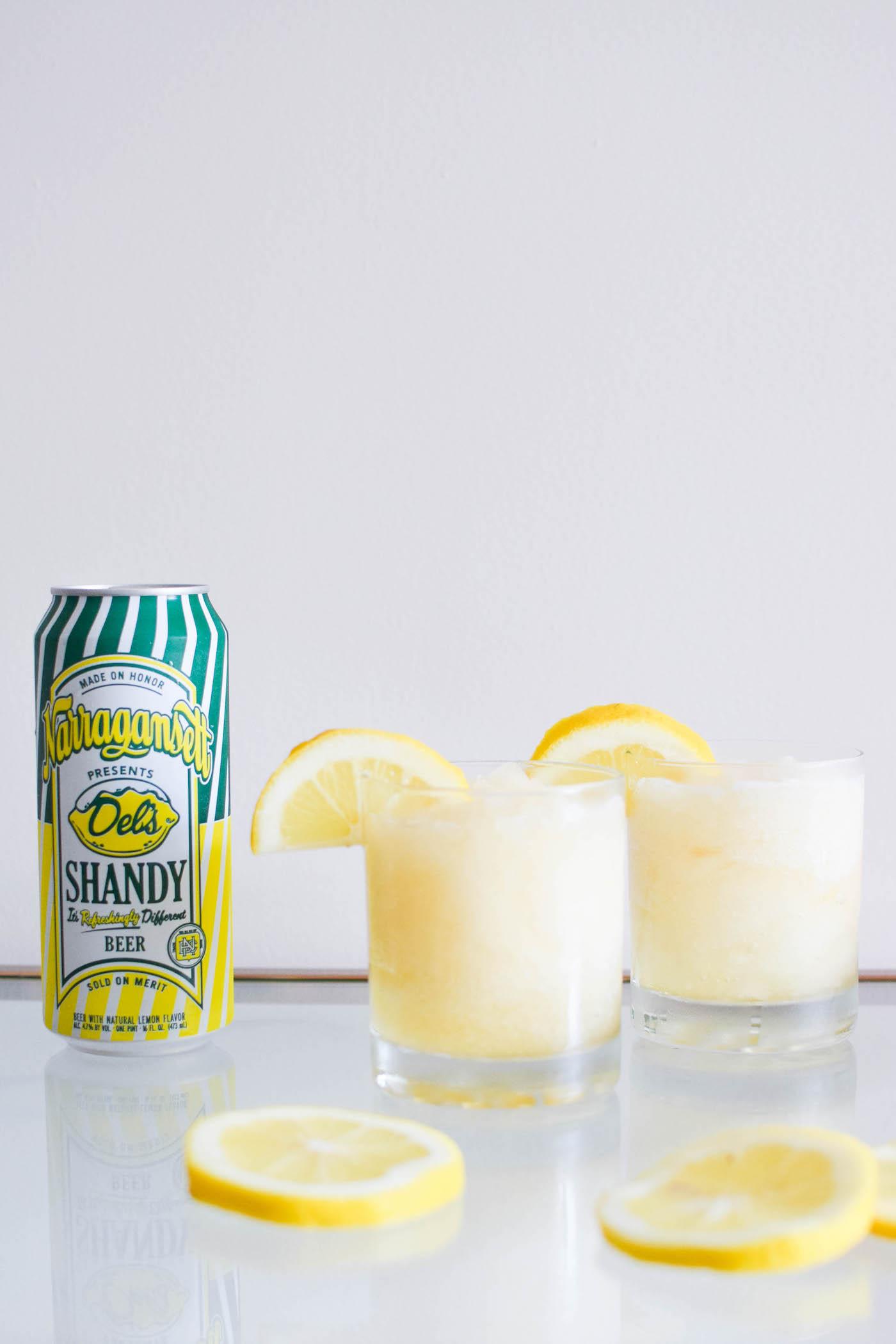dels shandy frozen cocktail
