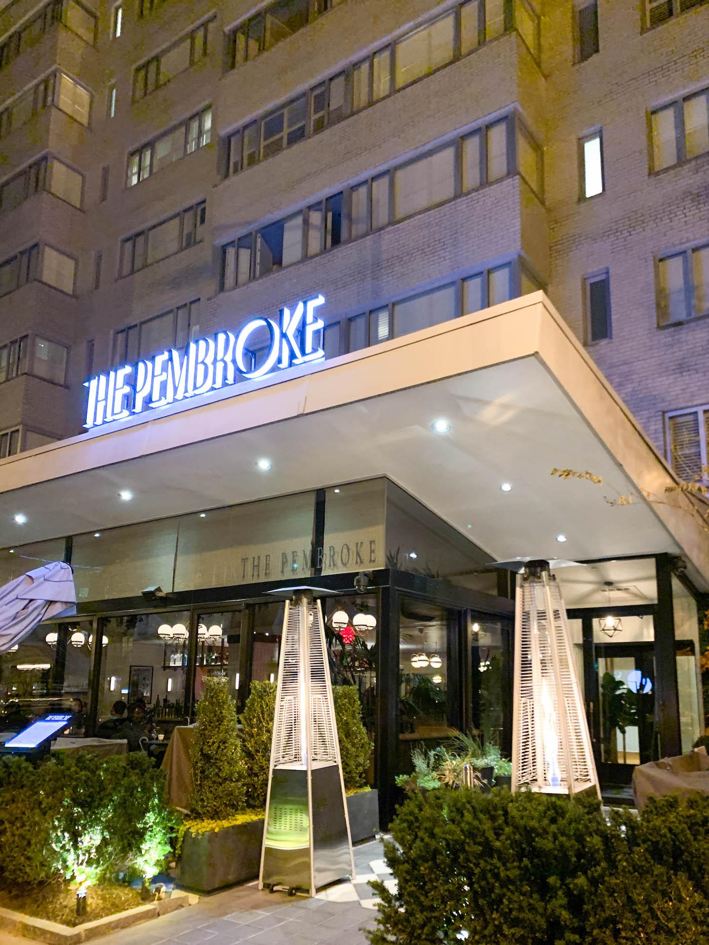 the pembroke dc review