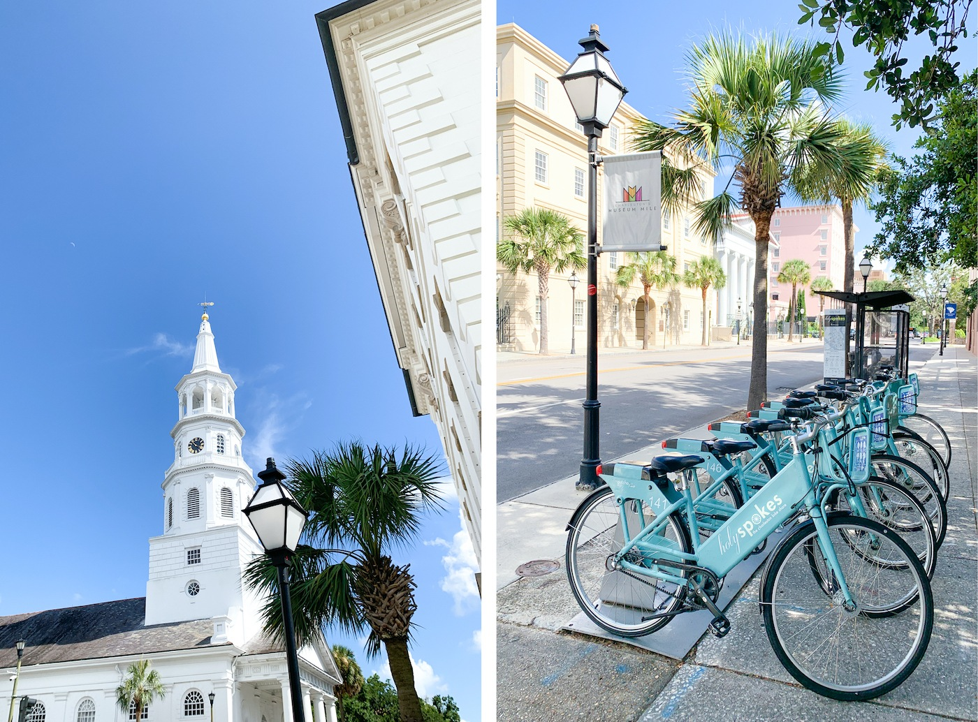 charleston south carolina weekend guide